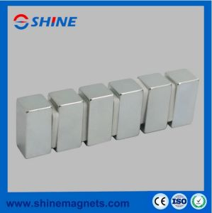 Permanent Strong Powerful Rectangle Neodymium Magnet Nickel Plated with Magnet Spacers pictures & photos