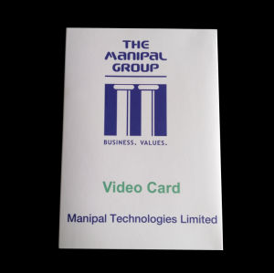 Custom Design LCD Screen Video Book for Events pictures & photos