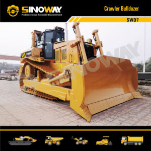 220HP Swd7 Tracked-Type Tractor with Ripper Optional pictures & photos