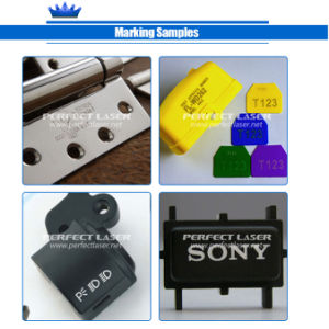 20W Fiber Laser Marking Engraver Machine for Metal pictures & photos