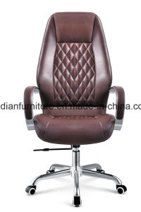 Metal Leather Swivel Chair on Sale pictures & photos