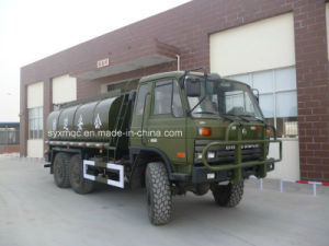 Dongfeng 6*6 off Road Fuel Tanker Truck (EQ2162G)