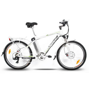 Juxiang 2016 New Model Electric Mountain Bicycle pictures & photos