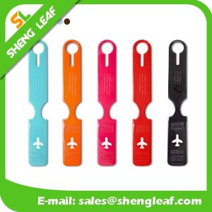 Custom Cheap Waterproof Soft PVC Luggage Tag pictures & photos