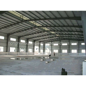Chinese Firm Light Steel Structure Comfortable Easy Assemble Warehouse/Workshop pictures & photos