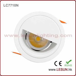 Rotating Recessed 8W COB LED Ceiling Downlight LC7717n pictures & photos