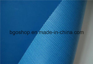 PVC Sunshade Laminated Tarpaulin Awning Fabric Printing (500dx300d 18X12 340g) pictures & photos