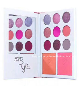 2017 Best Sale Kylie Eye Shadow Valentine′s Diary Kyshadow Blush 11 Colors Eyeshadow Palette pictures & photos
