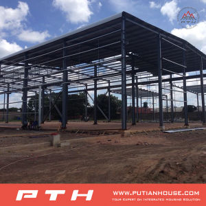 CE BV Approved Hot Sale Steel Structure for Workshop pictures & photos