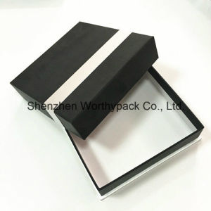 Paper Jewelry Box with Custom Designs and Logo Printing pictures & photos