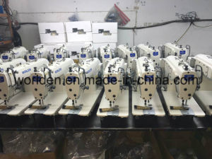 Wd-9910-D4 High Speed Direct Drive Lockstitch Sewing Machine with Auto-Trimmer pictures & photos
