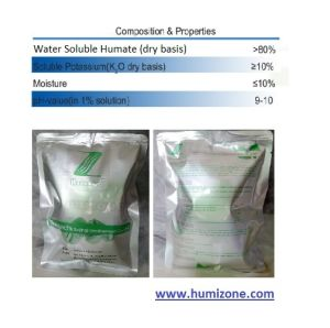 Humizone Super Humic: Potassium Humate 80% Crystal (H080-C) pictures & photos