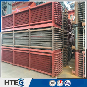 Heat Exchanger Carbon Steel H Finned Tube Economizer for Industrial Boiler pictures & photos