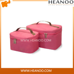 Small Pink Totes Lunch Cooler Bag for Men, Women, Adults pictures & photos