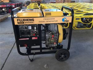 5kw 180A Diesel Welder Generator, Portable Diesel Welding Generator Fsh6500dw pictures & photos