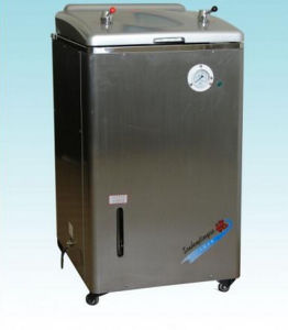 Vertical Pressure Steam Sterilizer - (YM50A/YM75A) pictures & photos