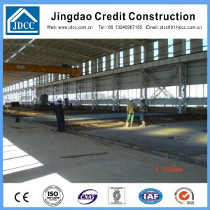 Low Cost Factory Workshop Steel Structure Building pictures & photos