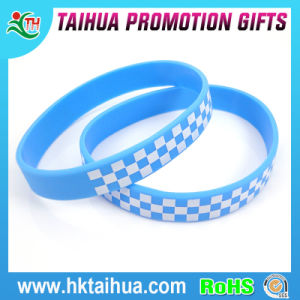 Silicone Bracelet, Butterfly Printing, Custom Silicon Bracelet pictures & photos