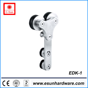 High Quality Stainless Steel Sliding Door (EDK-01) pictures & photos