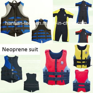 Leisure and Sport Neoprene Suit for Adult and Child (HTN301) pictures & photos
