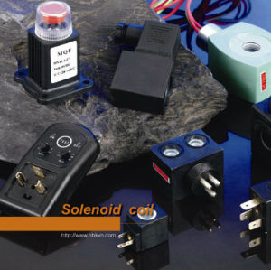 Solenoid Pump Solenoid Coil for Textile Machinery pictures & photos