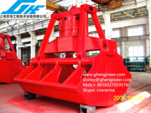 6t 18t Clamshell Motor Hydraulic Ship Grab pictures & photos