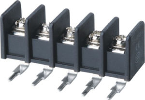 Barrier Terminal Block Connector for Servo Motor (WJ35R) pictures & photos