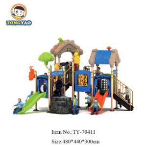 Perscool Outdoor Playground Equipment for Kids (TY-70472) pictures & photos