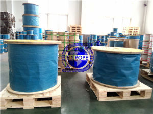 Stainless Steel Wire Rope 316 7*7-2.0/2.4mm pictures & photos