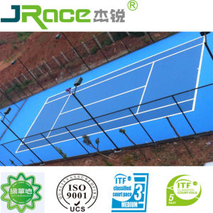 High-Performance UV Resistance Tennis Court Flooring pictures & photos