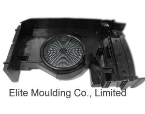 HIPS Plastic Panel Parts Injection Mould for Air Conditioning and Tooling pictures & photos