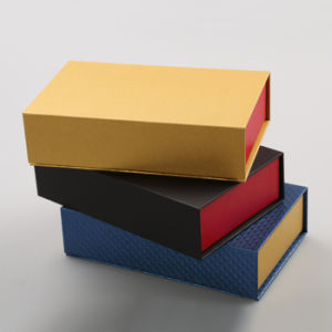 Custom Paper Gift Boxes Packaging Wholesale Cardboard Storage Box pictures & photos