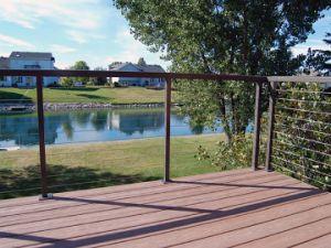 Elegant Design Outdoor Cable Railing pictures & photos