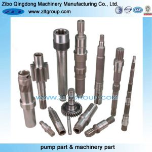 Stainless Steel Stamping/Welding/Marine/Machining Shaft Part pictures & photos