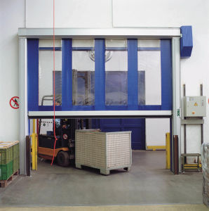 Top Quality Fast Industrial Rolling Door Manufacturer pictures & photos