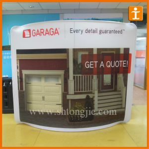 Fabric Magnetic Pop up Wall (TJ-01) pictures & photos