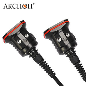 Archon New Products 30, 000lumens Canister Diving Video / Photography LED Diving Light pictures & photos