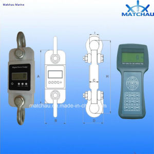Wireless Dynamometer with Shackles and Wireless Display pictures & photos