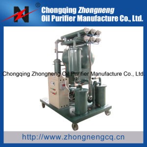 Single Stage Portable Vacuum Transformer Oil Purifier pictures & photos
