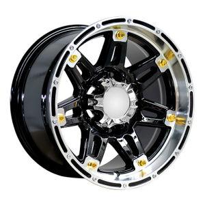 Big Golden Rivets Alloy Wheels pictures & photos