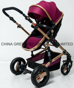 661-8atwith Air Tyre Baby Stroller pictures & photos
