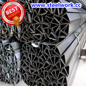 ERW Galvanized Annaeling Welded Triangle Steel Pipe (T-04) pictures & photos