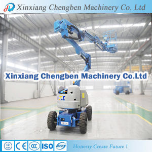 Aerial Working Platform Electric Boom Lift Equipment for Sale pictures & photos