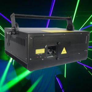 DMX Full Color Animation Laser Light (GA-F-RGB7000) pictures & photos