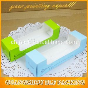 Paper Set Packaging Box with Window pictures & photos