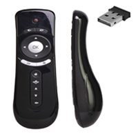 2.4G Fly Mouse/Air Mouse +Wireless Mouse+IR Remote Control pictures & photos