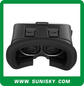 Virtual Reality Headset 3D Glasses Vr Box Vr Glasses (VR-02) pictures & photos