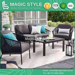 New Design Rattan Sofa Set Outdoor Patio Sofa Set (Magic Style) pictures & photos