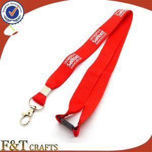 Thin Plant Webbing Lanyard for Medal pictures & photos
