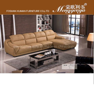 High Quality Sectional Genuinel Leather Sofa (815#)